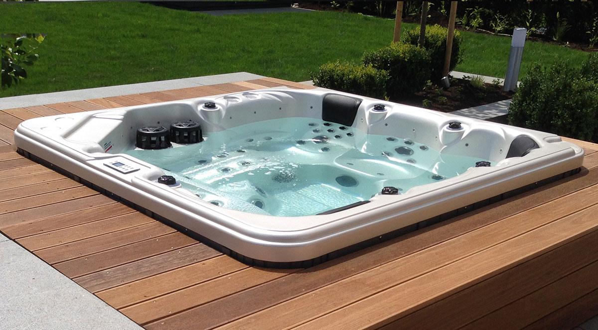 Whirlpool Für Aussen außen- und outdoor whirlpools | viva-aqua gmbh